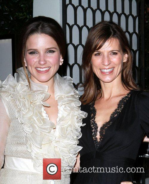 Sophia Bush, Celebration and Perrey Reeves 3