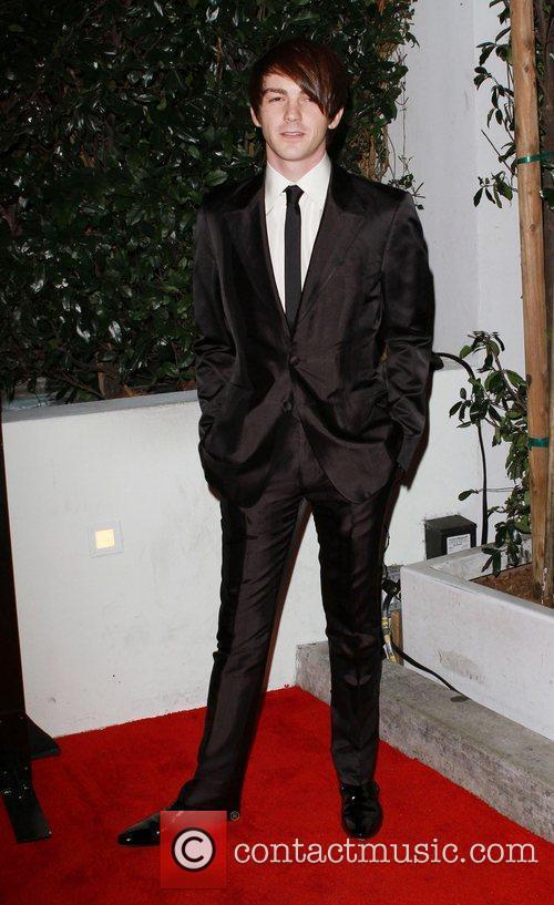 Drake Bell, Celebration, Golden Globe Awards