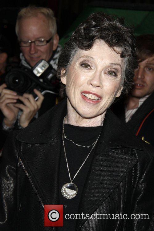 Carol Shorenstein Hayes Opening night of the Broadway...