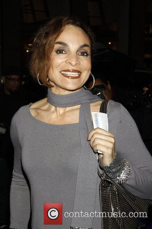 Jasmine Guy Opening night of the Broadway production...