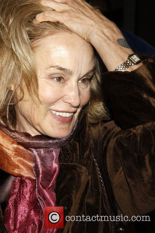 Jessica Lange Opening night of the Broadway production...