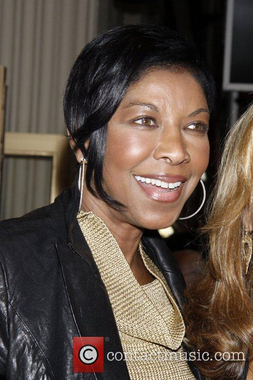 Natalie Cole Opening night of the Broadway production...