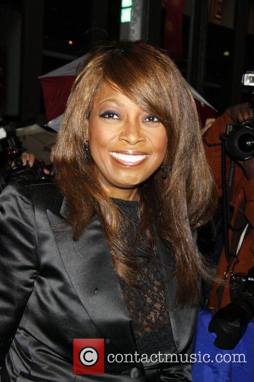 Star Jones Opening night of the Broadway production...