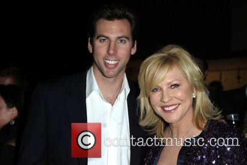 Grant Hackett and Kerri-Anne Kennerley Australia's Channel Nine...