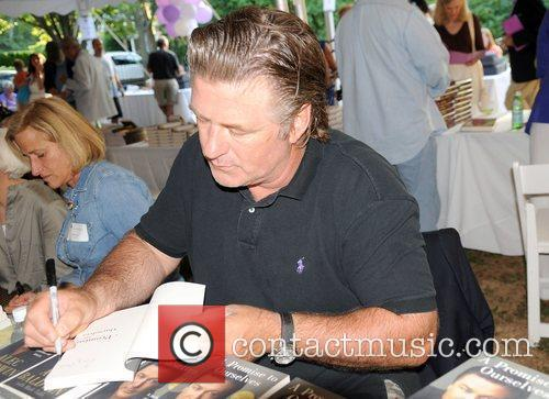 Author Alec Baldwin attends the '2010 Authors Night',...