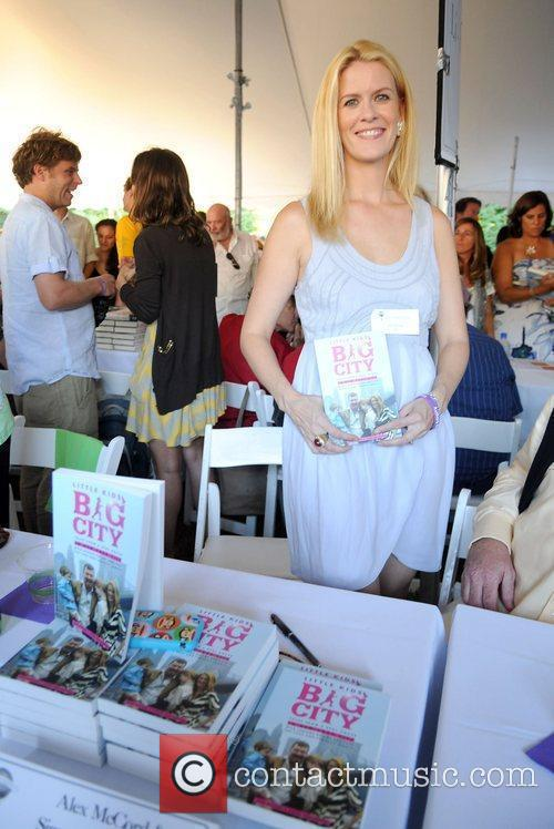 Author Alex McCord attends the '2010 Authors Night',...