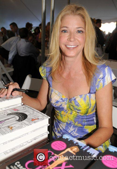 Author Candace Bushnell attends the '2010 Authors Night',...