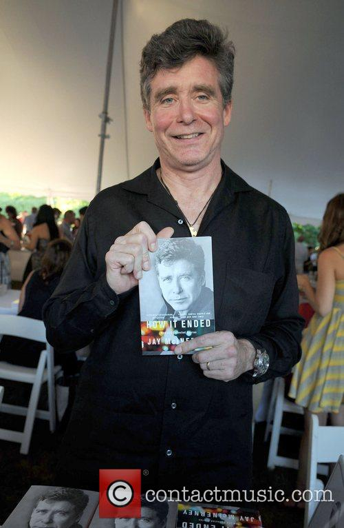 Author Jay McInerary attends the '2010 Authors Night',...
