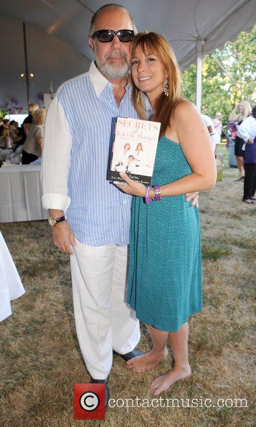 Author Jill Zarin; Bobby Zarin attend the '2010...