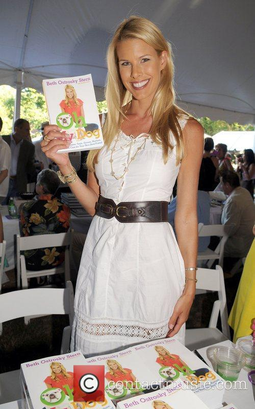 Attends the '2010 Authors Night', at The East...