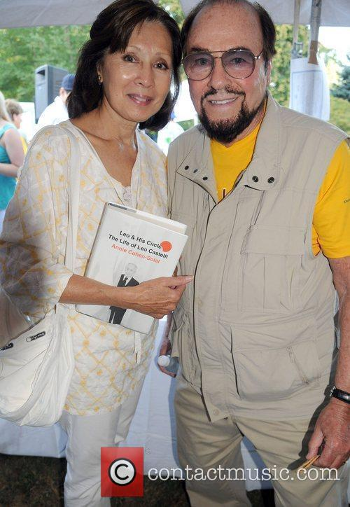 James Lipton attends the '2010 Authors Night', at...