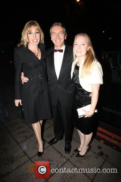 Tony Jardine Auto sports awards London, England