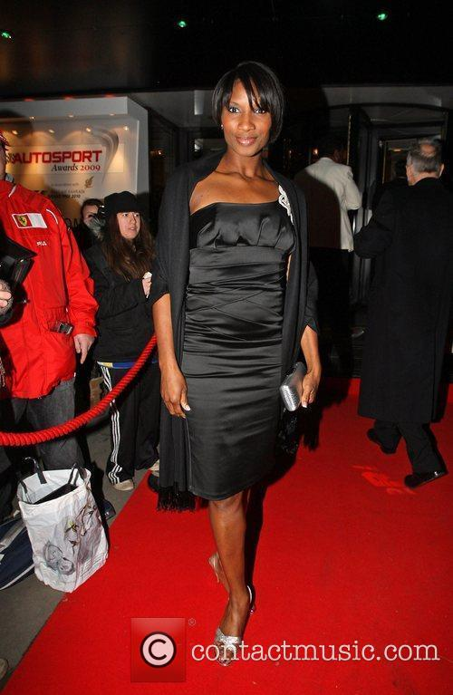 Denise Lewis Auto sports awards London, England