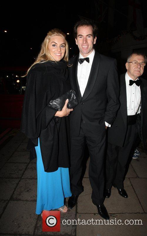Ralph Firman Auto sports awards London, England
