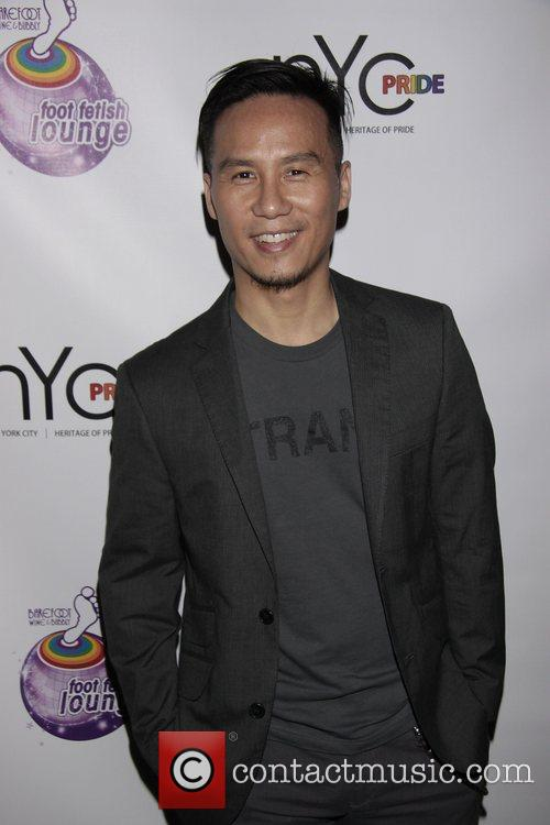 B.D. Wong Barefoot Wine & Bubbly reception for...