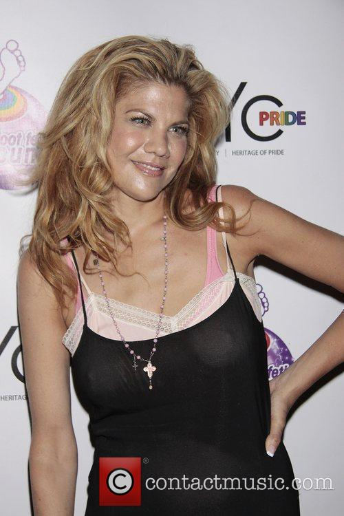 kristen johnston partner