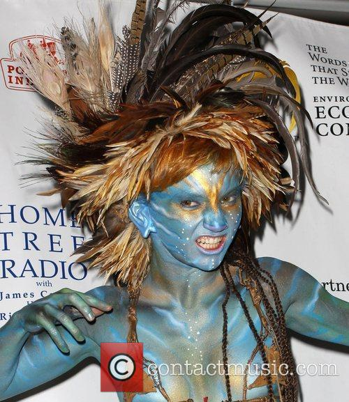 'Avatar' Neytiri The 'Avatar' Cast celebrate the 40th...