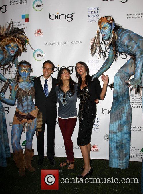 'Avatar' Neytiri, Richard Green, Michelle Rodriguez, Magda Rod...
