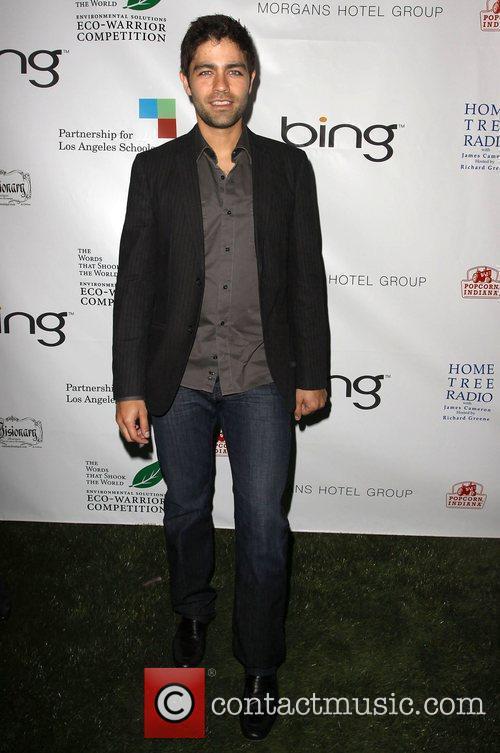 Adrian Grenier The 'Avatar' Cast celebrate the 40th...