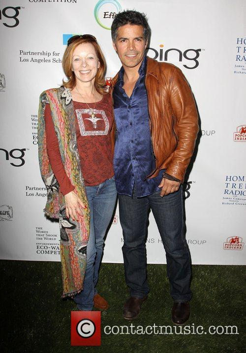 Frances Fisher and Esai Morales 2