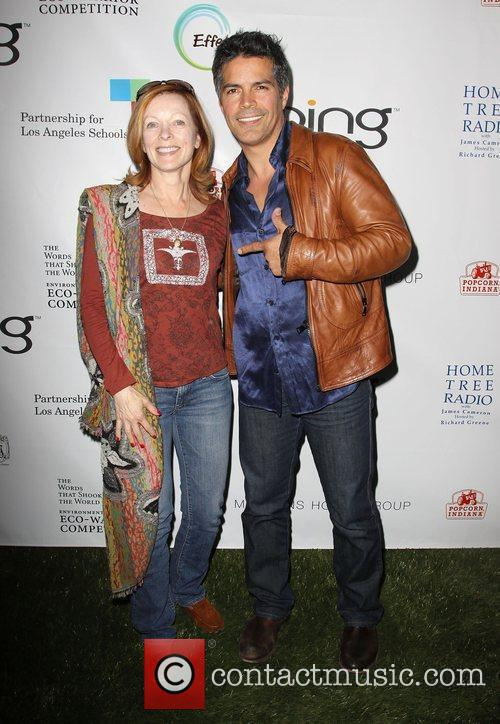 Frances Fisher, Esai Morales The 'Avatar' Cast celebrate...