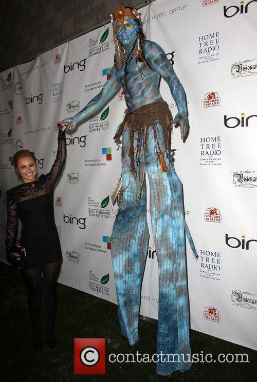 Hayden Panettiere, 'Avatar' Na'vi  The 'Avatar' Cast...