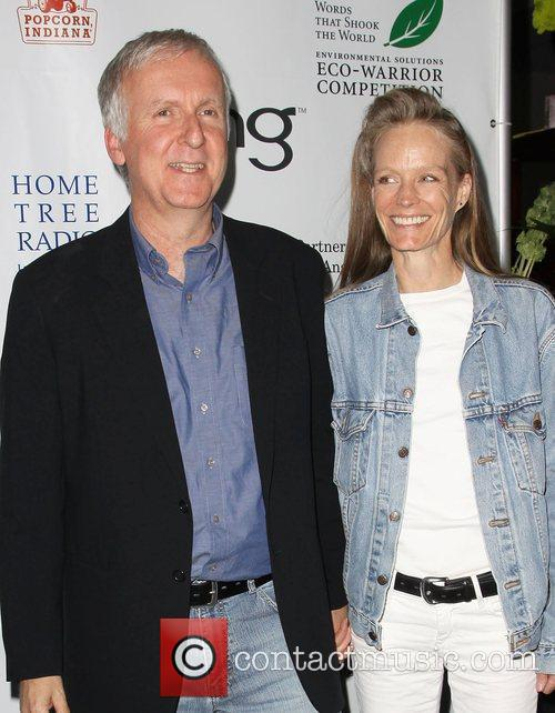 James Cameron and Suzy Amis 8