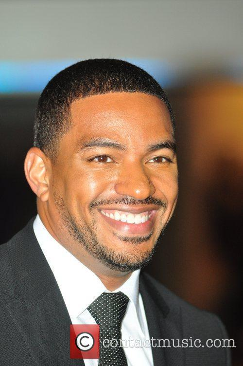 Laz Alonso - Avatar - UK film premiere held at the Odeon ...
