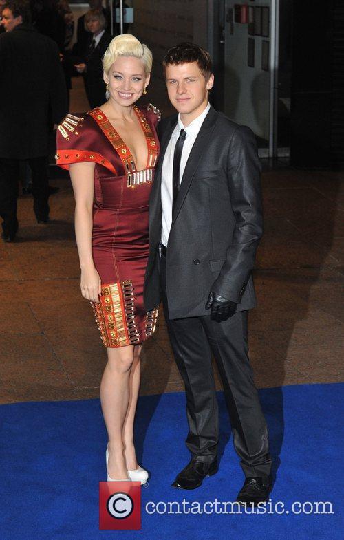 Kimberly Wyatt and Guest Avatar - UK film...
