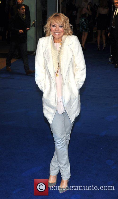 Liz McLarnon Avatar - UK film premiere held...