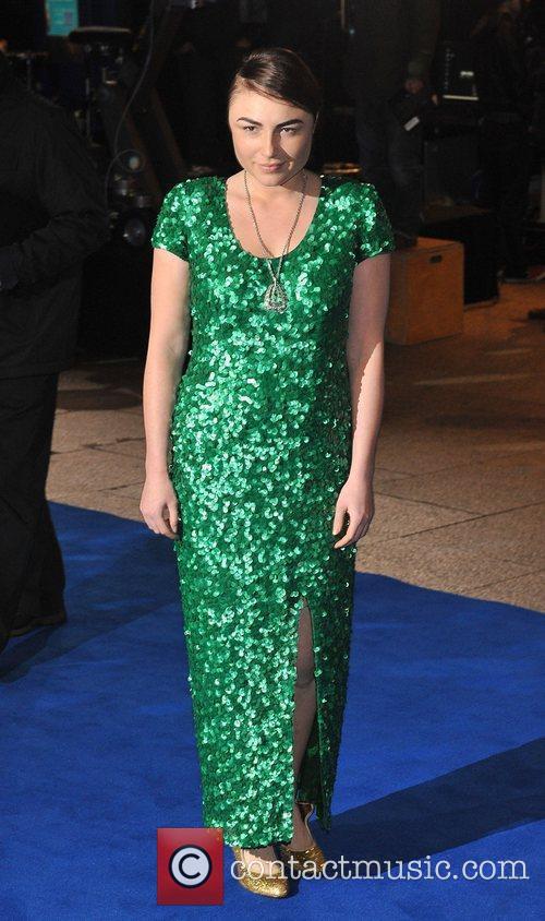 Louise Winstone Avatar - UK film premiere held...