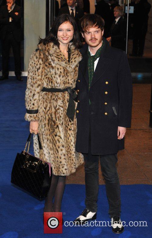 Sophie Ellis-Bextor Avatar - UK film premiere held...