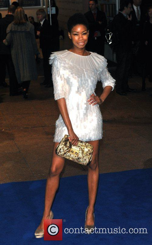Tallulah Adeyemi Avatar - UK film premiere held...