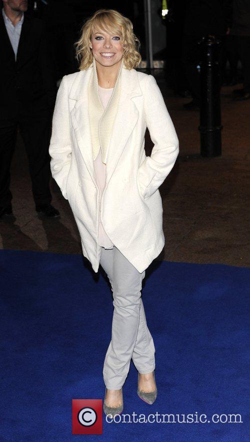 Liz McLarnon the world premiere of 'Avatar' at...