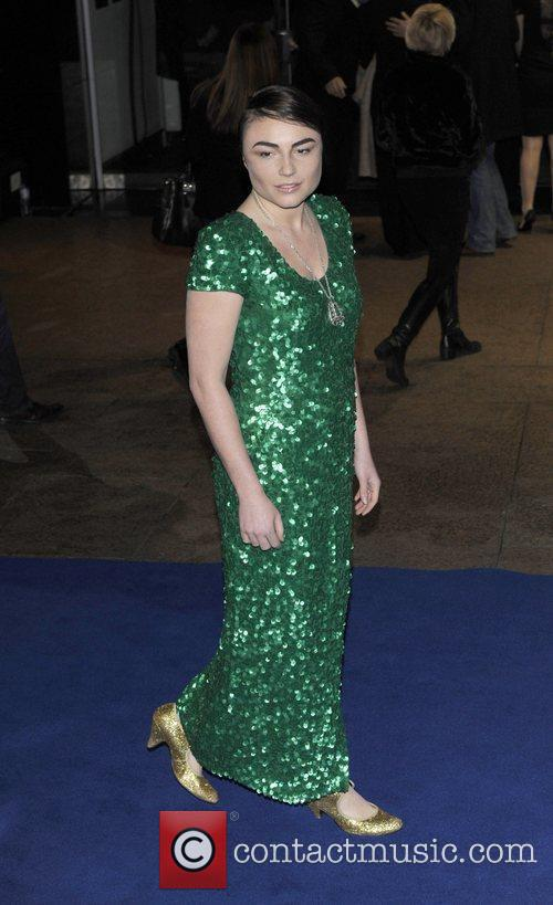 Lois Winstone the world premiere of 'Avatar' at...