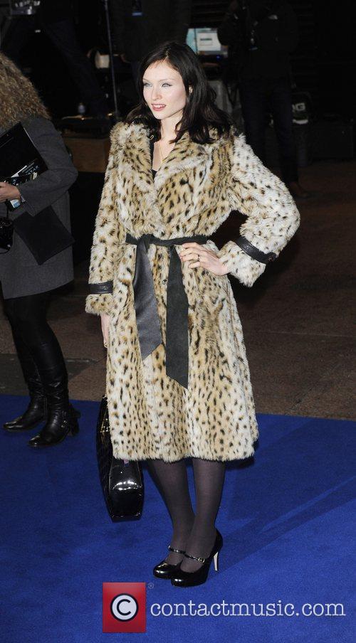 Sophie Ellis Bextor the world premiere of 'Avatar'...