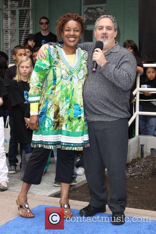 Cch Pounder and Jon Landau