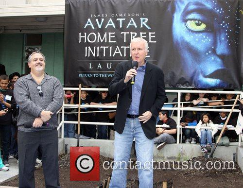 James Cameron and Jon Landau 2