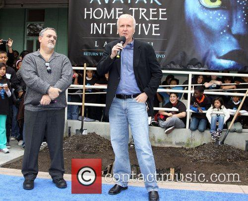 James Cameron and Jon Landau 9