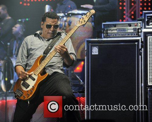 Max Santos Aventura performs at the Seminole Hard...