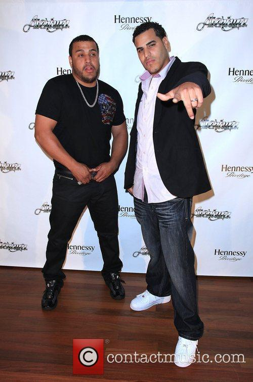 Aventura And Hennessy Privilege Tour Wrap Party at...