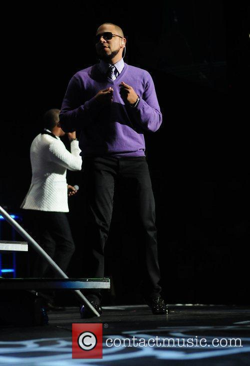 Henry Santos Jeter  of the Bachata group...