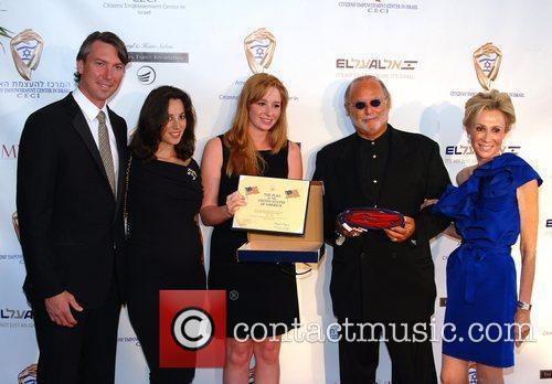 Avi Arad and Joyce Arad CECI Gala honoring...