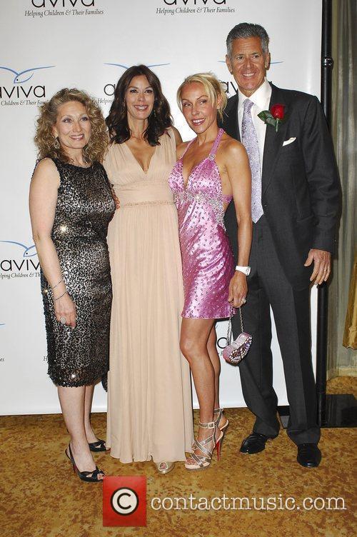 Teri Hatcher, Kimberly Selby, Richard Selby and Carol Stulberg 2