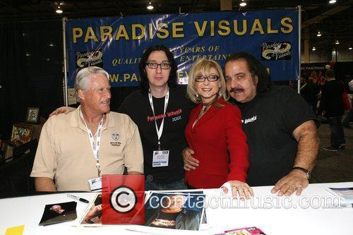 Randy West, Nina Hartley, Ron Jeremy  AVN...