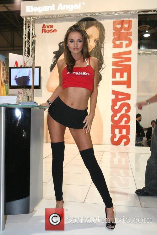 Tory Black AVN Adult Entertainment Expo 2010 Las...