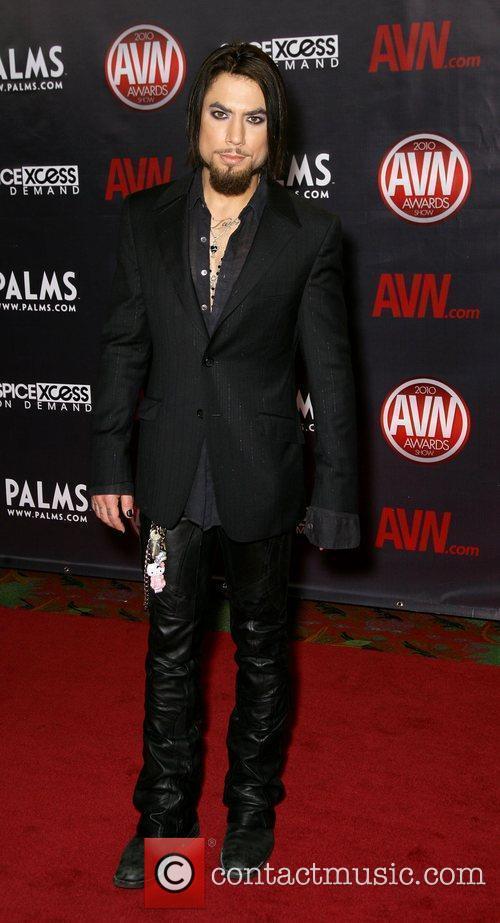 Dave Navarro The 2010 AVN Awards held at...