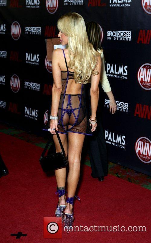Shauna Sand-Lamas The 2010 AVN Awards held at...