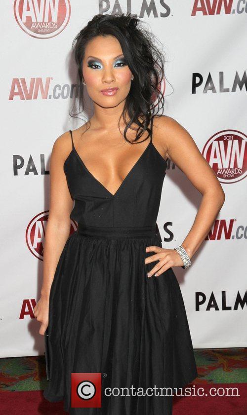 Asa Akira The AVN Awards 2011 held at...