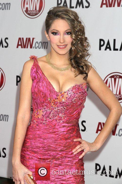 Jenna Haze The AVN Awards 2011 held at...